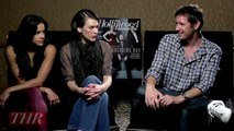 "Milla Jovovich, Michelle Rodriguez and Paul  W.S. Anderson interview about ""RE: Retribution"" (HD)"