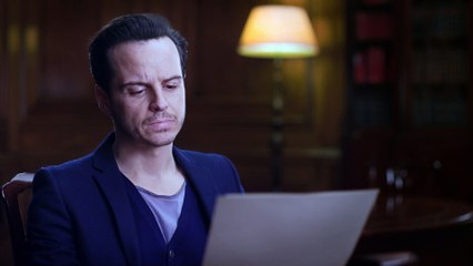 """You will recognise me, I am the dead one"" - Andrew Scott reads a letter from Spike Milligan to George Harrison"