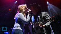 Garth Brooks and Trisha Yearwood Perform at Grand Ole Opry