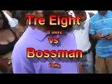 PHILLY VS BALTIMORE ( Bossman -vs- Tre Eight )  HIPHOP   RAP BATTLE