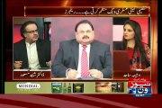 Dr Shahid Masood Telling - Altaf Hussain Aur Zardari Sahab Ke Taluqat Kis Tarha Ke Hain..