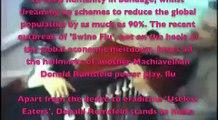 Swine Flu, Codex, NWO & the Rumsfeld Connection - AVII