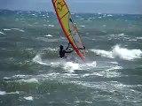 Windsurfing Double Loop