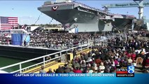 'Year of the test' for USS Gerald R. Ford