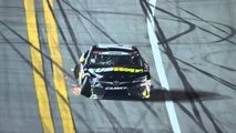 Edwards and Scott Big Crash 2015 Nascar Sprint Cup Daytona