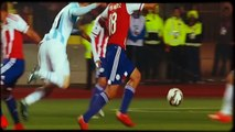 Argentina vs Paraguay All Goals/Highlights 1st Half Semi Finale Copa America 2015 HD