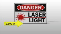 Unmanned aerial drones could run on laser power