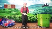 Mario vs Donkey Kong Rap Battle - RichAlvarez Rap Battles (SMASH RAP)