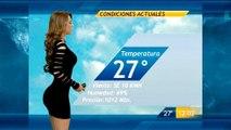 Le meilleur de  Yanet Garcia, la miss météo méxicaine ultra hot