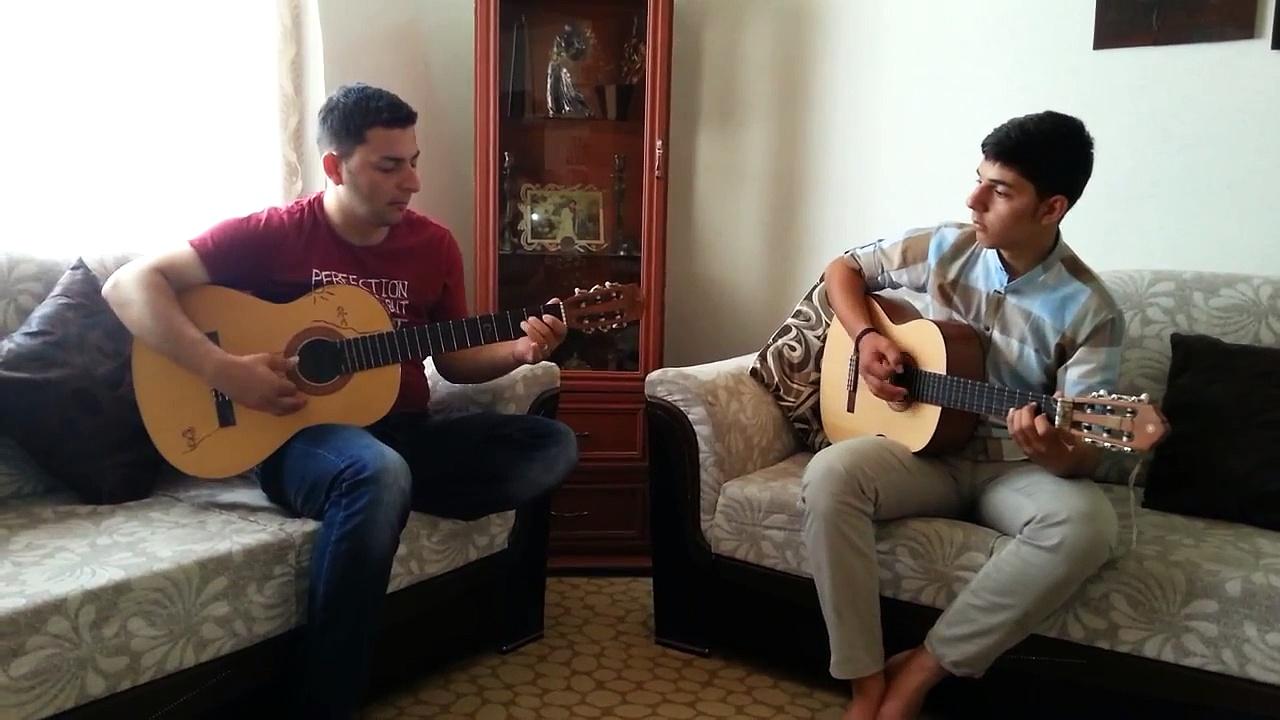 brwa hijrany aland hijrany kurdish guitar classic guitar music