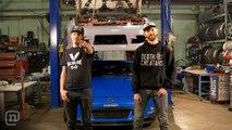 Drifting Across The Finish Line w/ Body Kits & Alignment: Drift Garage Ep. 205