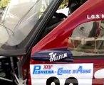 Pandolfi Alfa Romeo 155 V6 Ti ex ITC Pedavena Croce d' Aune