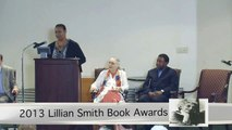 Francoise Hamlin Receives Lillian Smith Book Award for 2013