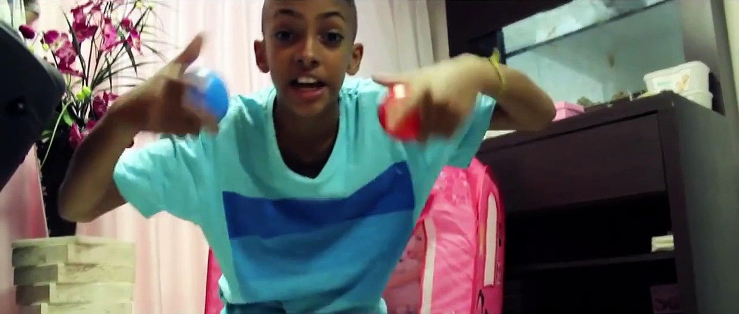 MC Bin Laden e MC Brinquedo - Bonequinha e Iraquiana (Clipe Oficial-HD) Lançamento 2014 +Letra