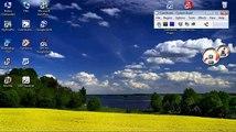 GPS navigation Windows 7 netbook GEnavi4 driving use offline cached Google Earth 4 sat map