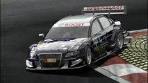 Project CARS Audi A4 DTM Trailer