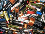 Rechargeable batteries reduce pollution, save money, and save energy!