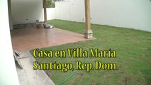 Casa en venta Villa María Santiago, Rep.Dom.