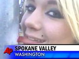 Girl Licks Pole in 10 Degree Weather; Gets Tongue Stuck