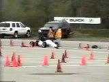 Auburn FSAE 2002 Autocross Lap Video