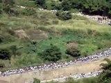 Manifestacion en la UNIMET en contra de la Reforma 8/11/07