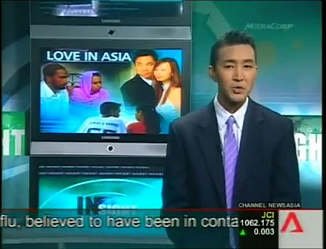Channel News Asia 2005 – Insight – Love Asia