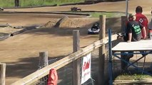 LOSI 5ive T (5T) and HPI Baja 5B SS Gas Powered RC Cars at Rc Acres