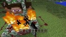 Minecraft PS4 - Summoning Herobrine! ( Herobrine Spawner on Minecraft Playstation 4 Edition )