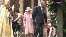 Exclu Vidéo : Princesse Charlotte : baptême royal pour la fille de Kate Middleton et du prince William !