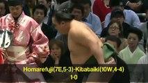 Sumo -Haru Basho 2015  Day 9 ,March 16th -大相撲春場所 2015年 9日