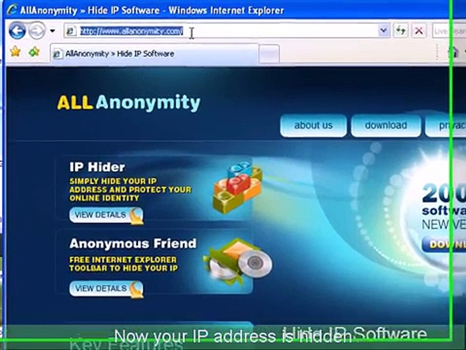 How to hide your IP with the new IP Hider