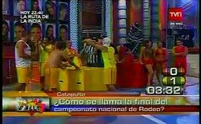 Calle 7 5ta Temporada Calle 7 2011 La primera catapulta educ