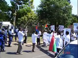 Tribute to Eritrean nationals residing in South Africa