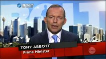 Tony Abbott and Christopher Pyne - what they actually said before the election