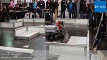 Final - RoboCup@Work (GermanOpen 2015)