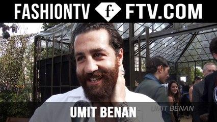 Umit Benan Trends Spring/Summer 2016 | Paris Men's Fashion Week | FashionTV
