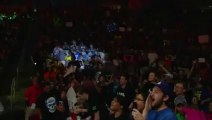 Seth Rollins & Joey Mercury,Jamie Noble Opened to Thursday Night SmackDown [02.07.2015]