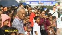 Tupou VI couronné roi des Tonga