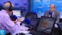 """Eric Woerth : """"On ne peut pas céder au chantage permanent d'Alexis Tsipras"""""""