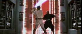 Les combats de sabres laser de Star Wars en mode chorégraphie ballet