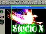 Photofiltre Studio X Video aula  Efeito Bolado com Brushes