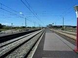 Cercanías Renfe: 465 / CAF Civia llegando a Getafe Industrial