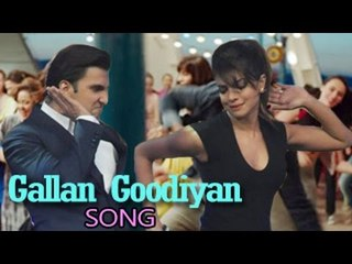 Gallan Goodiyan Song ft. Ranveer Singh, Priyanka Chopra, Anushka Sharma from Dil Dhadakne Do