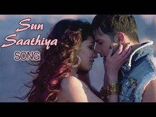 Sun Saathiya Song ft. Varun Dhawan, Shraddha Kapoor Full Video Song Releases | ABCD 2