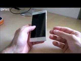 Come inserire micro SIM dentro Huawei P7