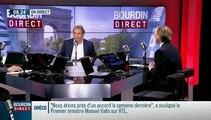 """Le parti pris d'Hervé Gattegno : Crise grecque: """"Hollande et Merkel parlent d'une même voix pour ne rien dire!"""" - 07/07"""