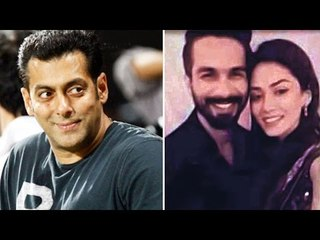 Salman Khan wants to attend Shahid Kapoor's WEDDING