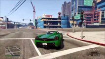 GTA V Online crazy races- victory is ours ( with friends, funny montage)(PS4)