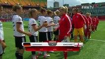 HIGHLIGHTS Germany v England - FIFA Womens World Cup 2015