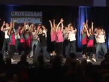 Kappa Kappa Gamma -- University of Arkansas Greek Sing 2013